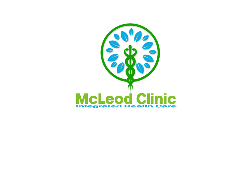 Logo Design by SPARX NEW - Entry No. 120 in the Logo Design Contest Creative Logo Design for McLeod Clinic.