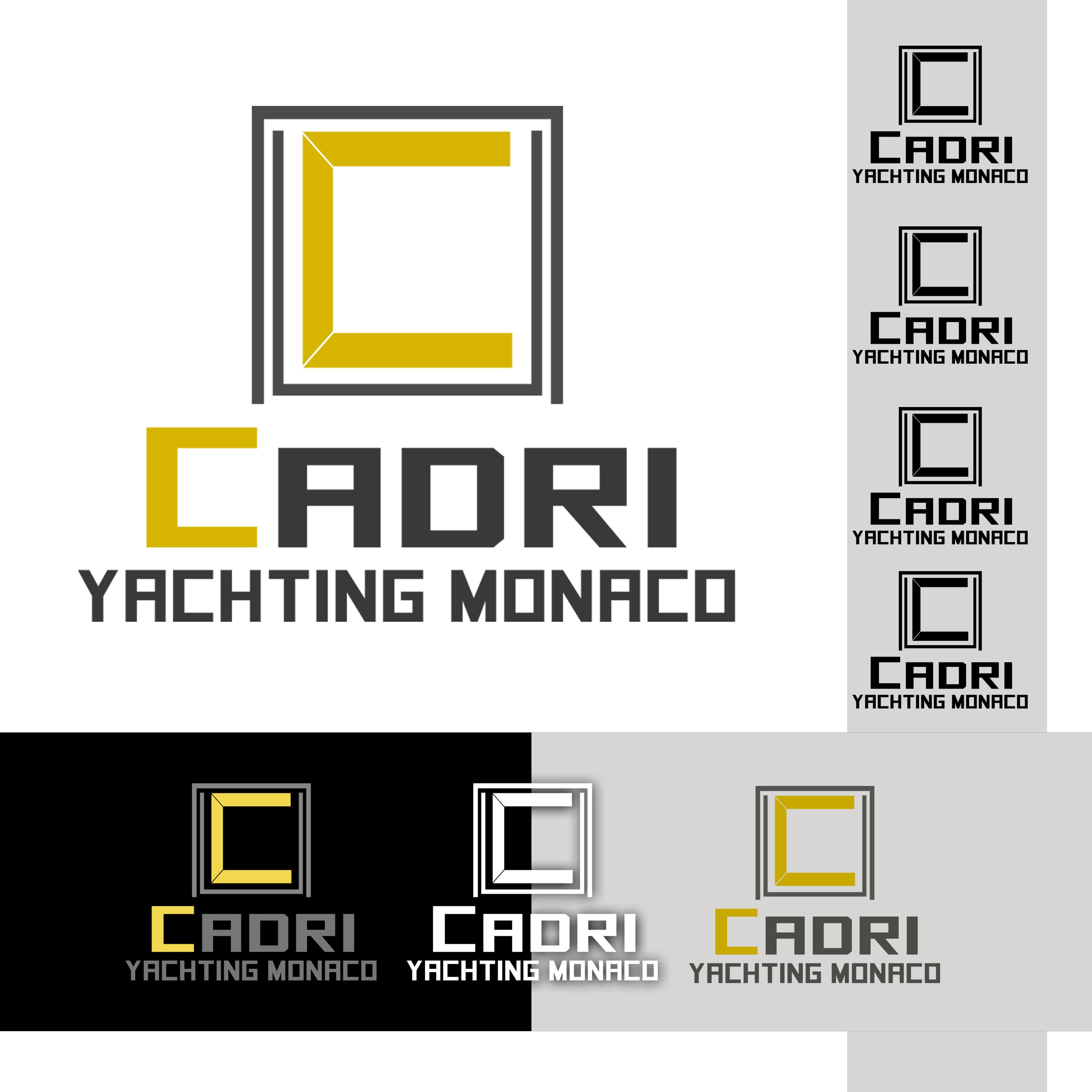 Logo Design by Alan Esclamado - Entry No. 143 in the Logo Design Contest New Logo Design for Cadre Yachting Monaco.