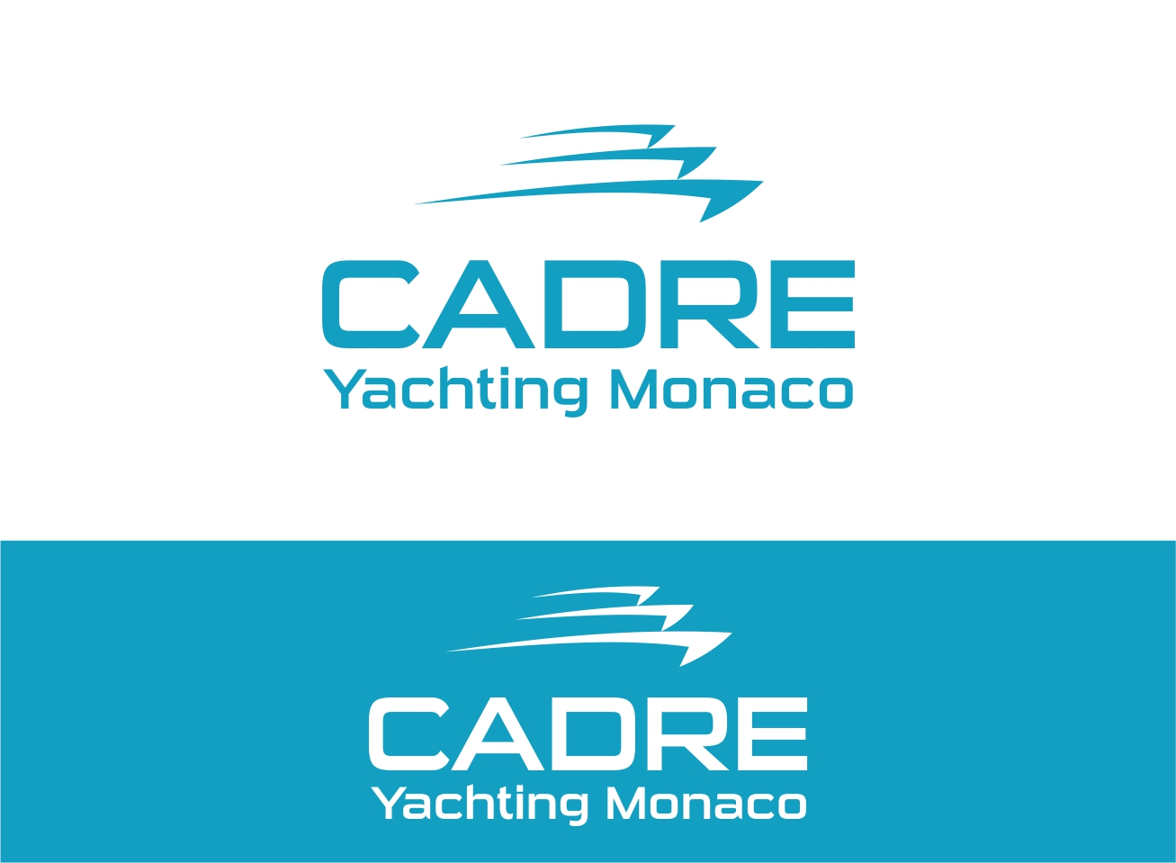 Logo Design by dzoker - Entry No. 144 in the Logo Design Contest New Logo Design for Cadre Yachting Monaco.