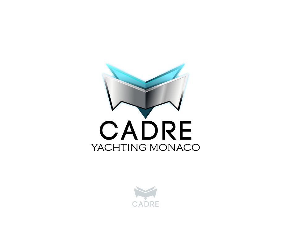 Logo Design by Jorge Sardon - Entry No. 145 in the Logo Design Contest New Logo Design for Cadre Yachting Monaco.