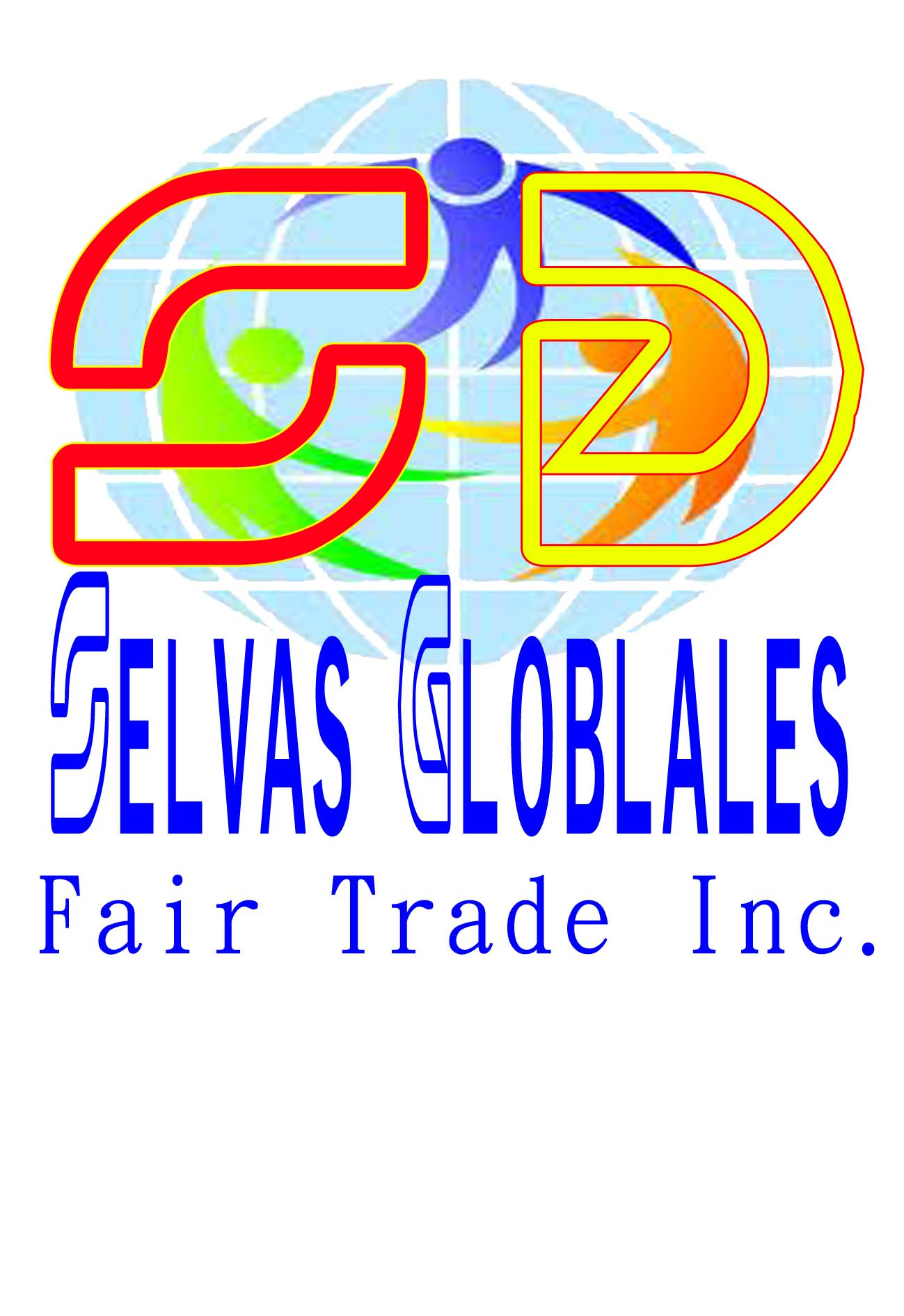 Logo Design by faza-bejo - Entry No. 47 in the Logo Design Contest Captivating Logo Design for Selvas Globales Fair Trade Inc..