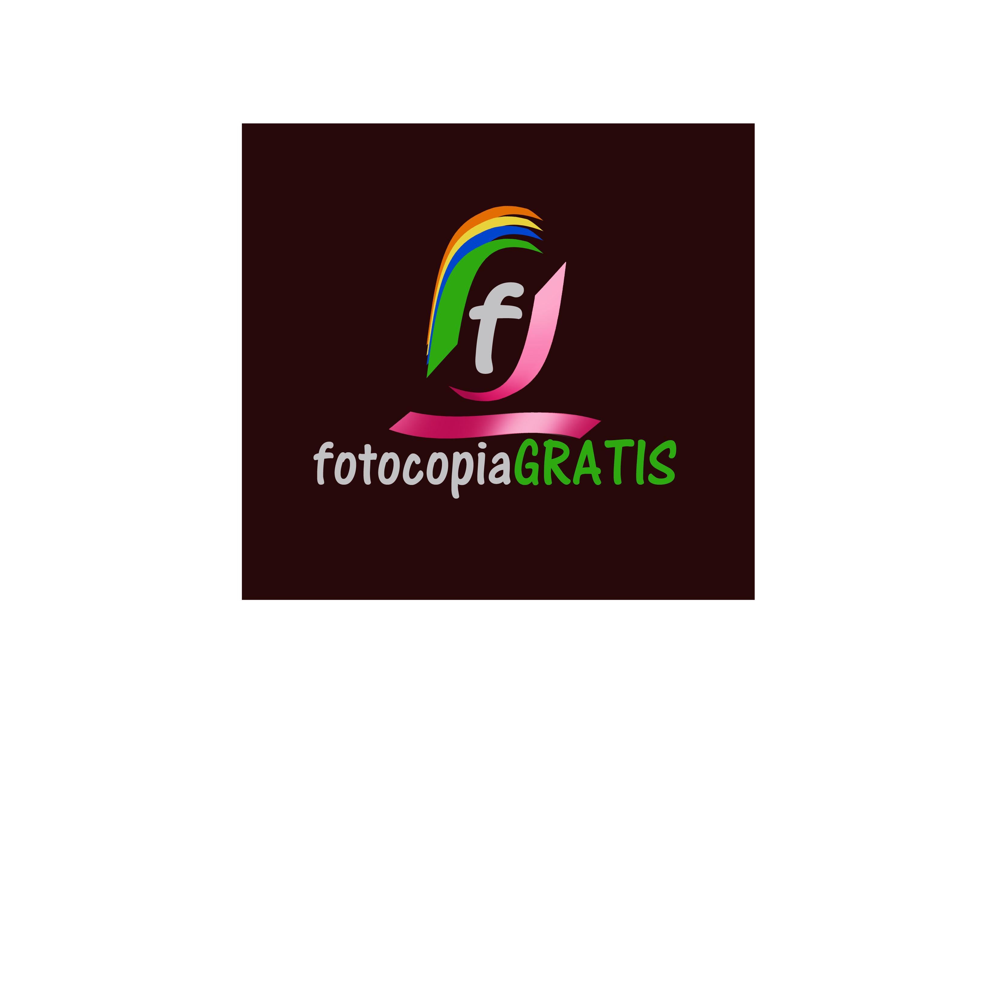 Logo Design by Alan Esclamado - Entry No. 64 in the Logo Design Contest Inspiring Logo Design for Fotocopiagratis.