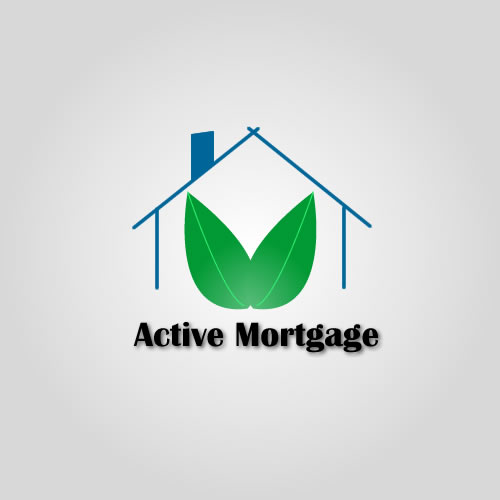 Logo Design by mujanat - Entry No. 134 in the Logo Design Contest Active Mortgage Corp..