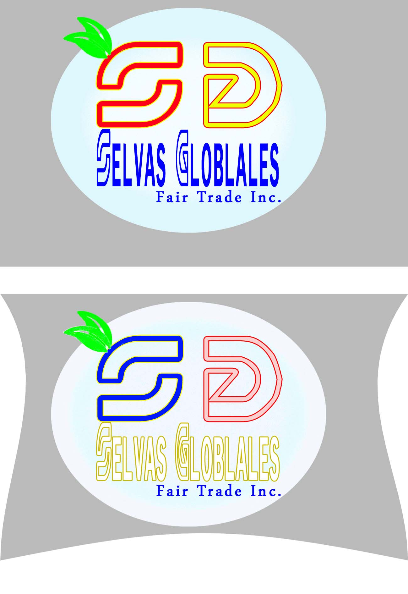 Logo Design by faza-bejo - Entry No. 48 in the Logo Design Contest Captivating Logo Design for Selvas Globales Fair Trade Inc..