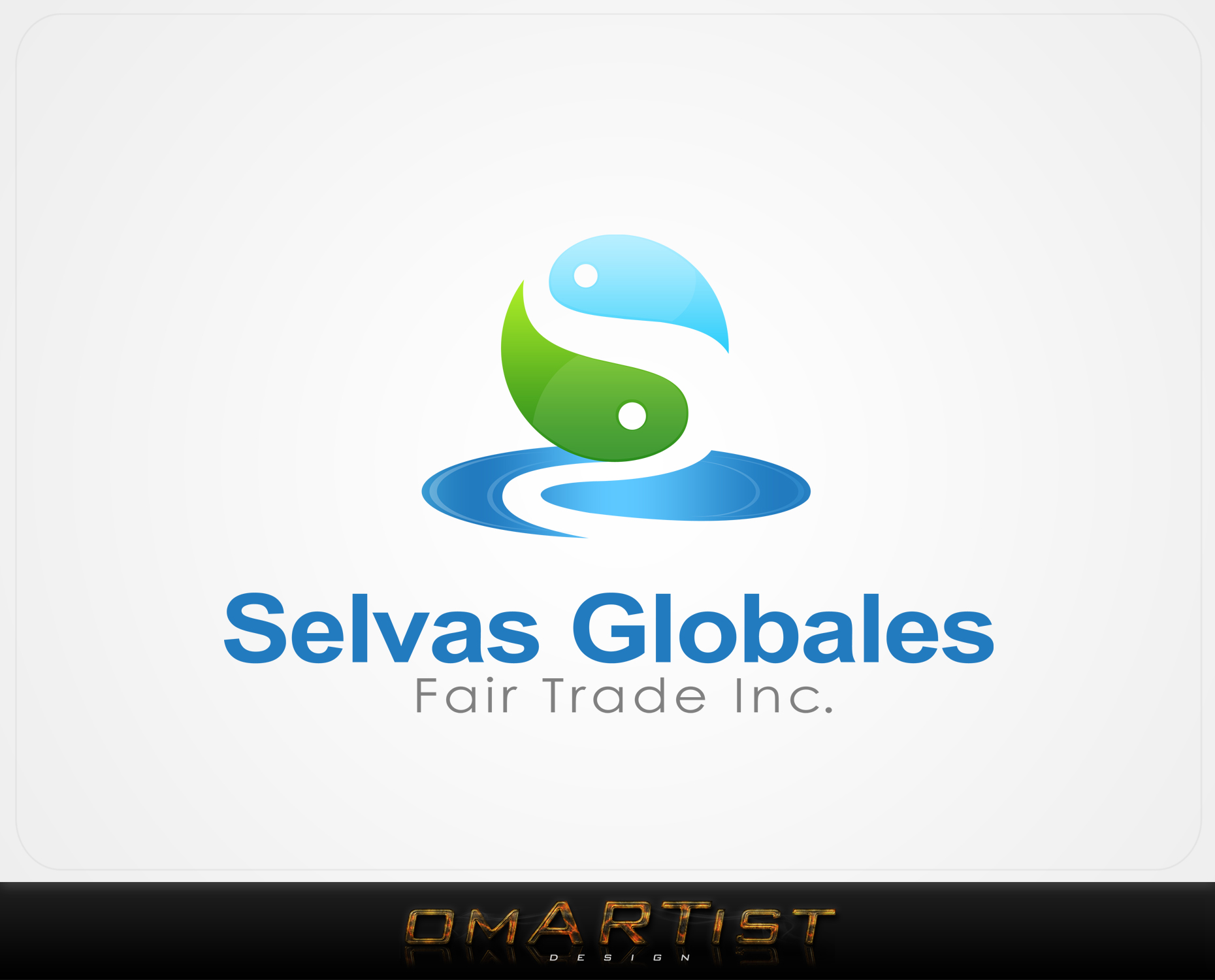 Logo Design by omARTist - Entry No. 50 in the Logo Design Contest Captivating Logo Design for Selvas Globales Fair Trade Inc..