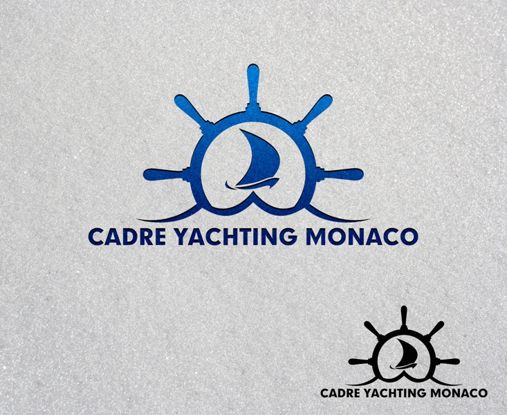 Logo Design by Juan_Kata - Entry No. 153 in the Logo Design Contest New Logo Design for Cadre Yachting Monaco.