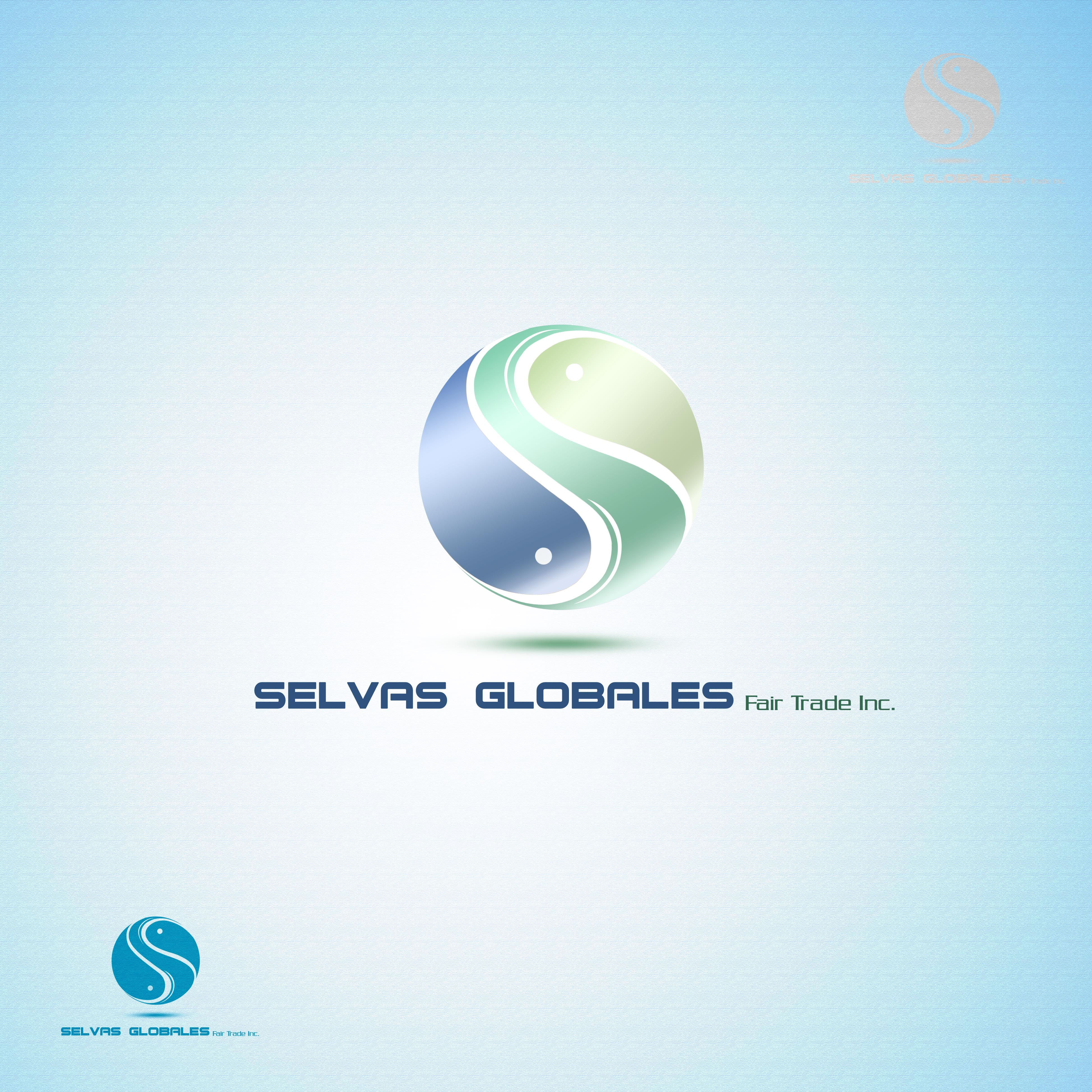 Logo Design by Cesar III Sotto - Entry No. 52 in the Logo Design Contest Captivating Logo Design for Selvas Globales Fair Trade Inc..
