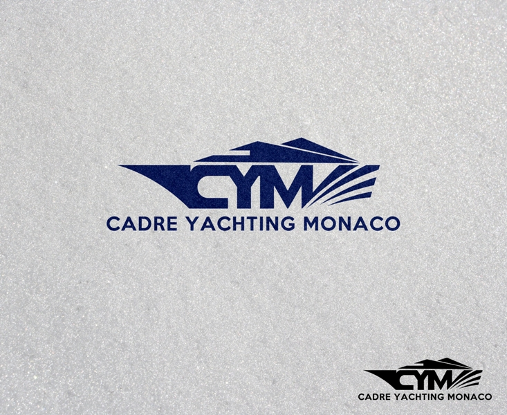 Logo Design by Juan_Kata - Entry No. 168 in the Logo Design Contest New Logo Design for Cadre Yachting Monaco.