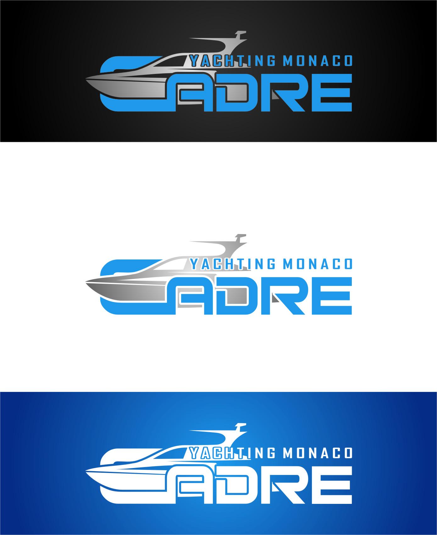 Logo Design by RasYa Muhammad Athaya - Entry No. 171 in the Logo Design Contest New Logo Design for Cadre Yachting Monaco.