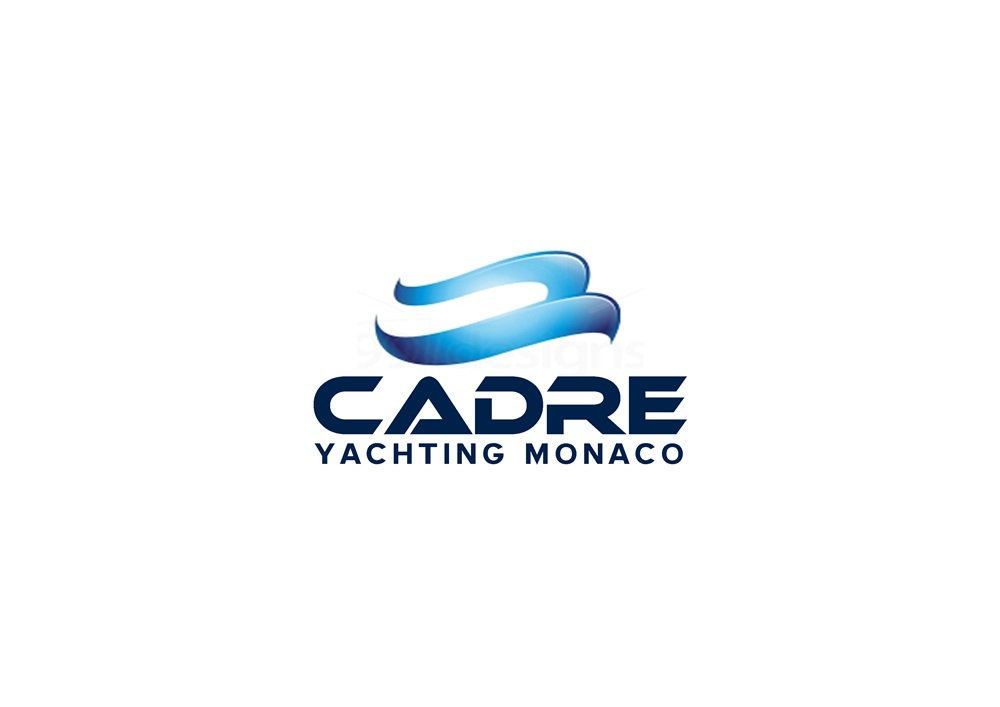 Logo Design by Respati Himawan - Entry No. 173 in the Logo Design Contest New Logo Design for Cadre Yachting Monaco.