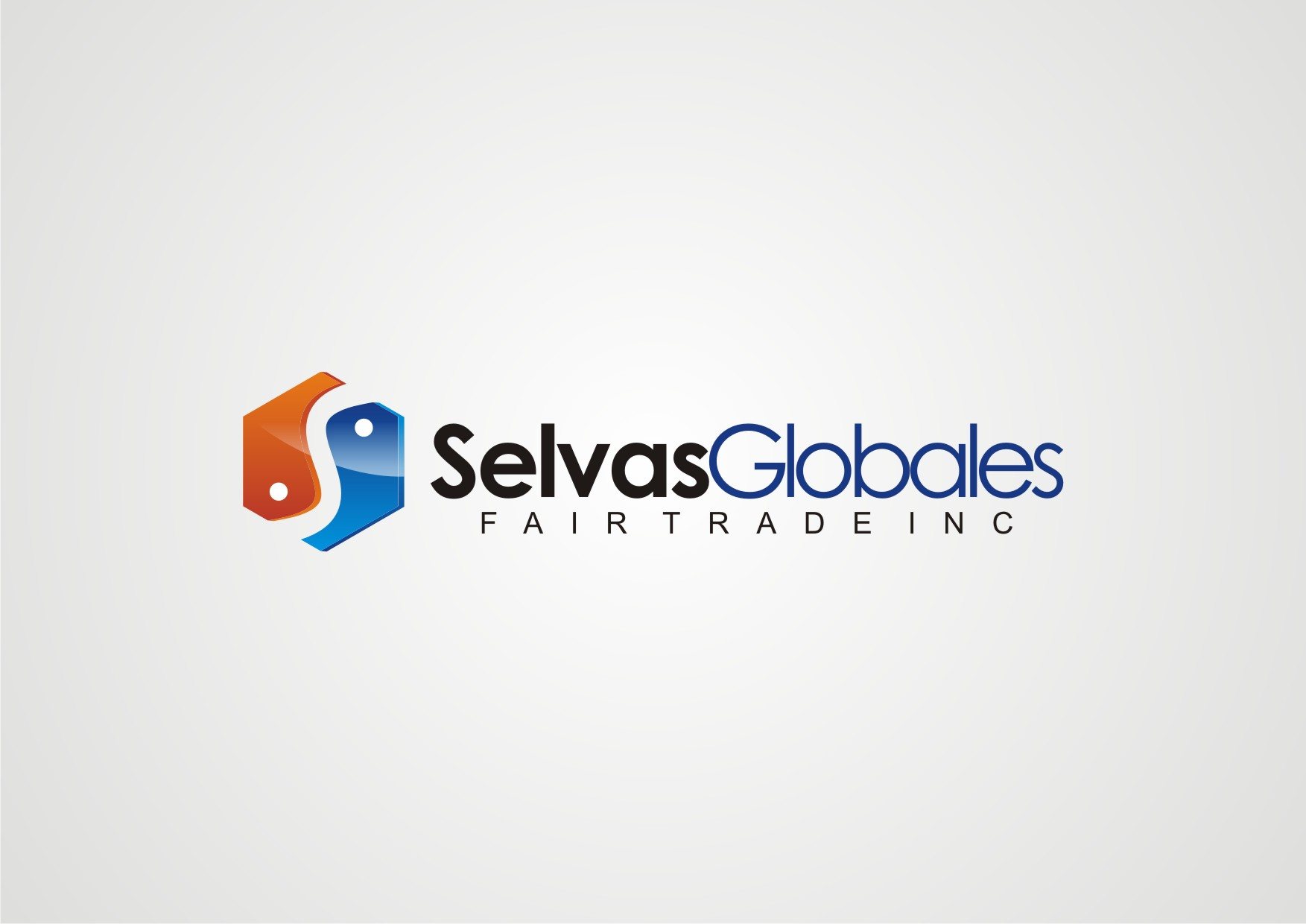 Logo Design by Private User - Entry No. 59 in the Logo Design Contest Captivating Logo Design for Selvas Globales Fair Trade Inc..