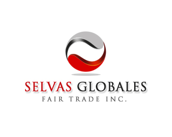 Logo Design by Crystal Desizns - Entry No. 61 in the Logo Design Contest Captivating Logo Design for Selvas Globales Fair Trade Inc..