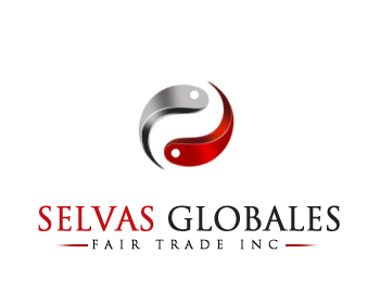 Logo Design by Crystal Desizns - Entry No. 63 in the Logo Design Contest Captivating Logo Design for Selvas Globales Fair Trade Inc..