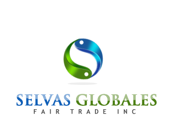 Logo Design by Crystal Desizns - Entry No. 64 in the Logo Design Contest Captivating Logo Design for Selvas Globales Fair Trade Inc..