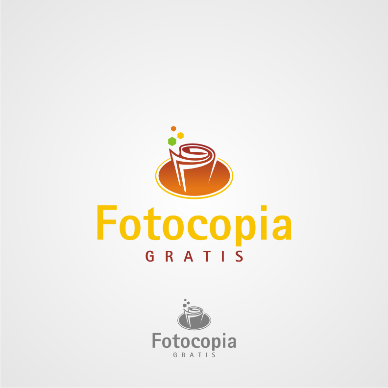 Logo Design by graphicleaf - Entry No. 82 in the Logo Design Contest Inspiring Logo Design for Fotocopiagratis.