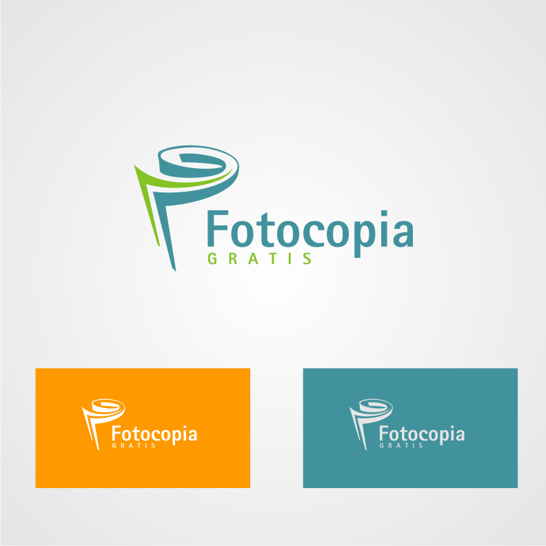 Logo Design by graphicleaf - Entry No. 83 in the Logo Design Contest Inspiring Logo Design for Fotocopiagratis.
