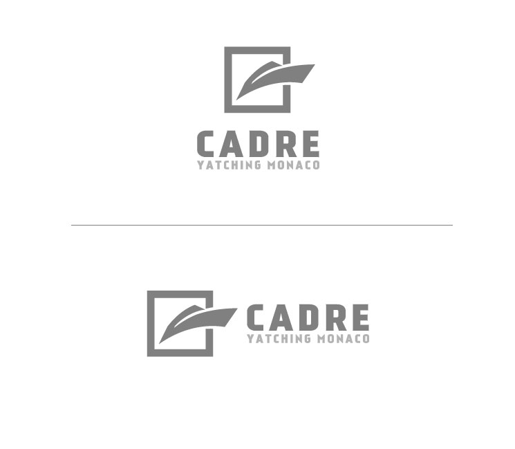 Logo Design by SERO - Entry No. 179 in the Logo Design Contest New Logo Design for Cadre Yachting Monaco.