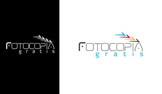 Logo Design by designerunlimited - Entry No. 85 in the Logo Design Contest Inspiring Logo Design for Fotocopiagratis.