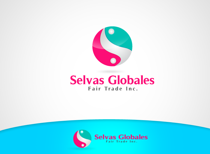 Logo Design by Jan Chua - Entry No. 66 in the Logo Design Contest Captivating Logo Design for Selvas Globales Fair Trade Inc..
