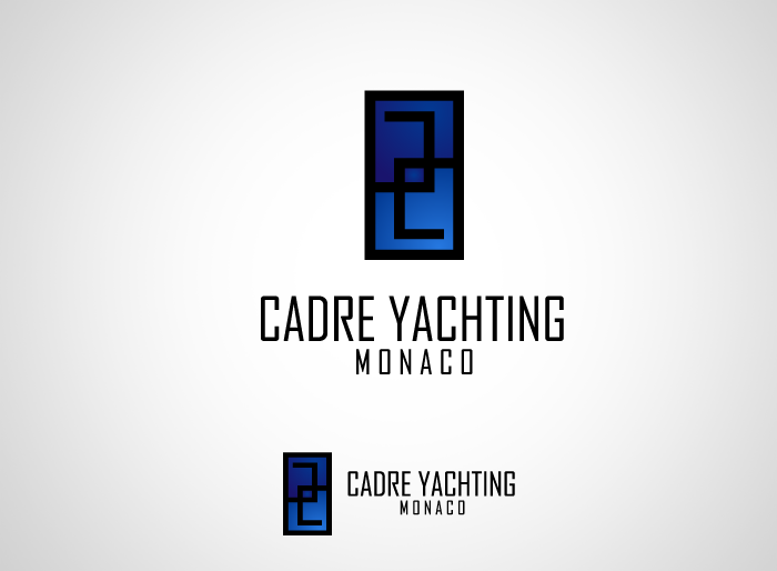 Logo Design by Jan Chua - Entry No. 182 in the Logo Design Contest New Logo Design for Cadre Yachting Monaco.