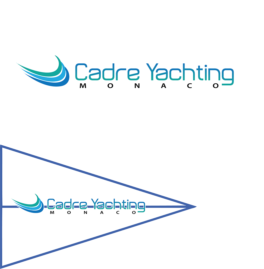 Logo Design by robken0174 - Entry No. 183 in the Logo Design Contest New Logo Design for Cadre Yachting Monaco.
