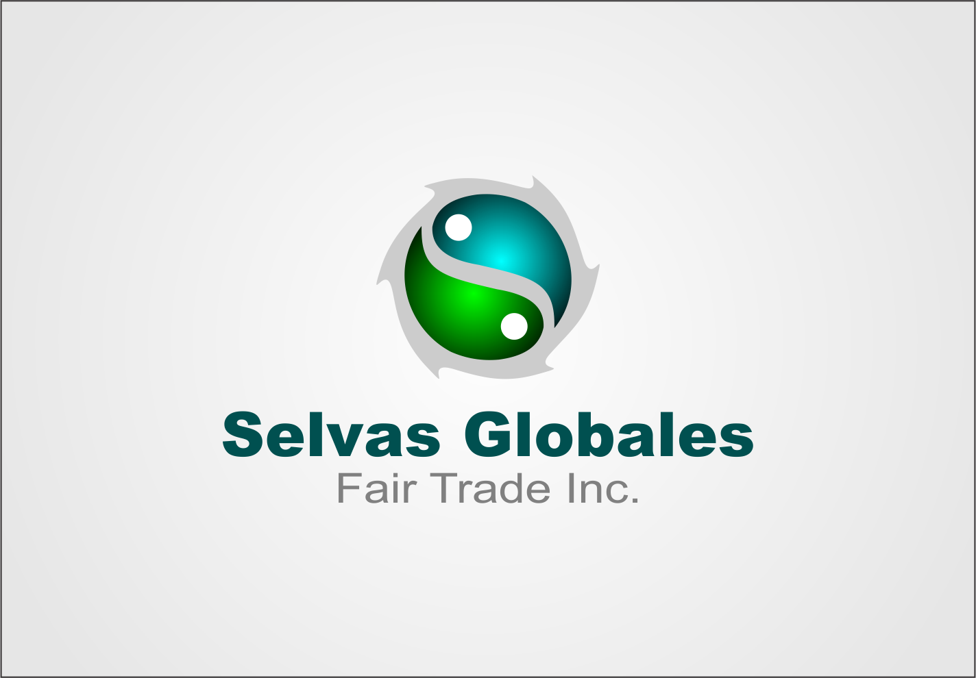 Logo Design by Agus Martoyo - Entry No. 67 in the Logo Design Contest Captivating Logo Design for Selvas Globales Fair Trade Inc..