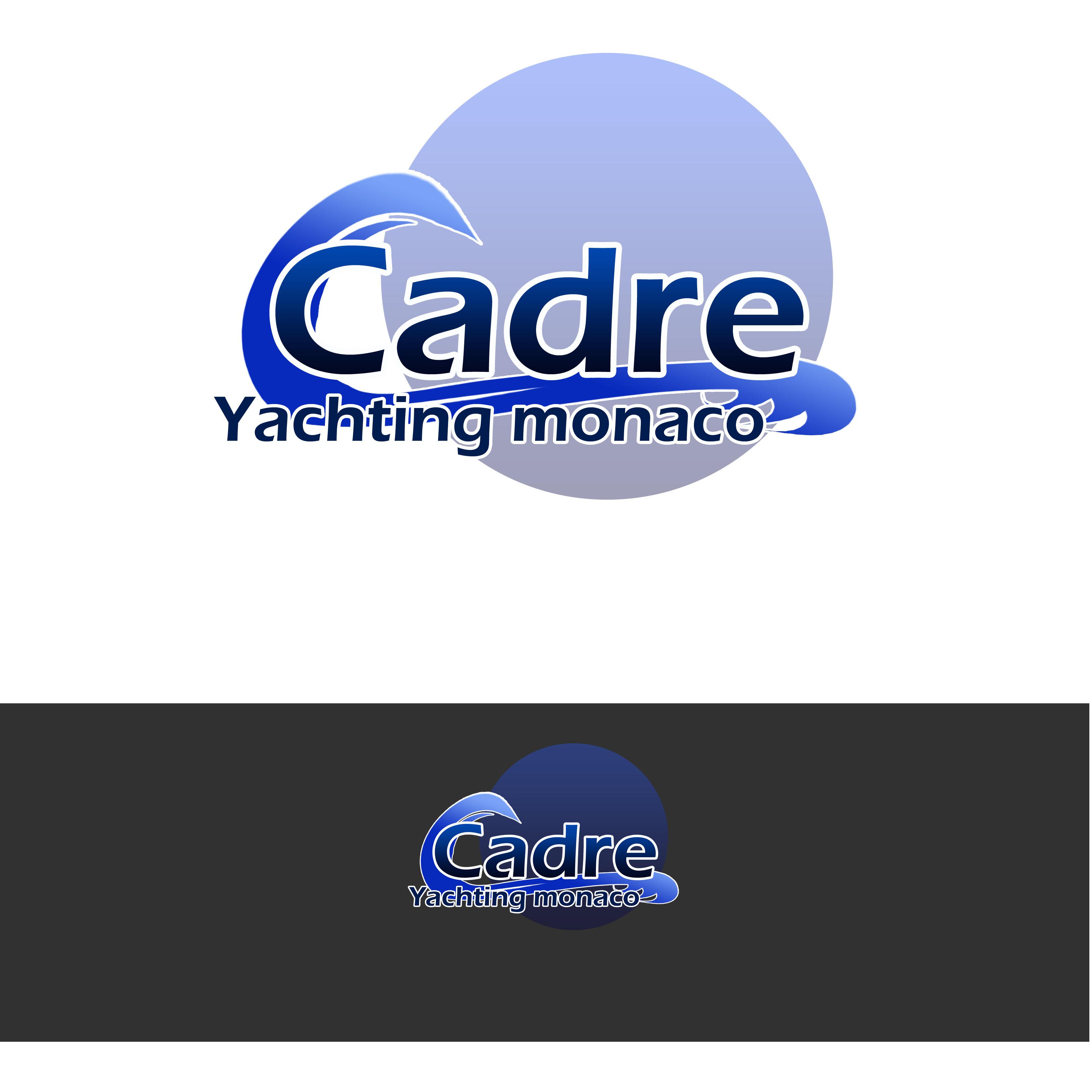 Logo Design by Alan Esclamado - Entry No. 194 in the Logo Design Contest New Logo Design for Cadre Yachting Monaco.