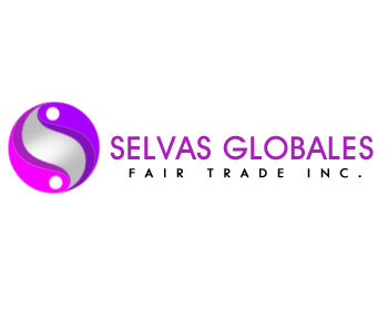 Logo Design by Crystal Desizns - Entry No. 72 in the Logo Design Contest Captivating Logo Design for Selvas Globales Fair Trade Inc..