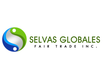 Logo Design by Crystal Desizns - Entry No. 73 in the Logo Design Contest Captivating Logo Design for Selvas Globales Fair Trade Inc..