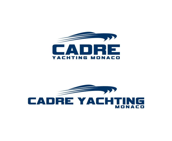 Logo Design by Juan_Kata - Entry No. 195 in the Logo Design Contest New Logo Design for Cadre Yachting Monaco.