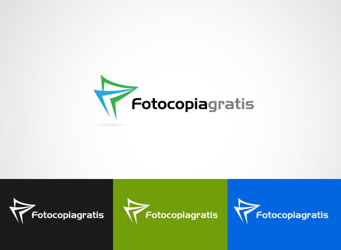 Logo Design by Jan Chua - Entry No. 94 in the Logo Design Contest Inspiring Logo Design for Fotocopiagratis.