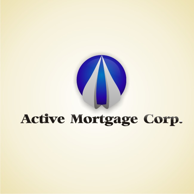 Logo Design by R1CK_ART - Entry No. 135 in the Logo Design Contest Active Mortgage Corp..