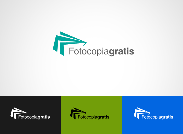 Logo Design by Jan Chua - Entry No. 102 in the Logo Design Contest Inspiring Logo Design for Fotocopiagratis.