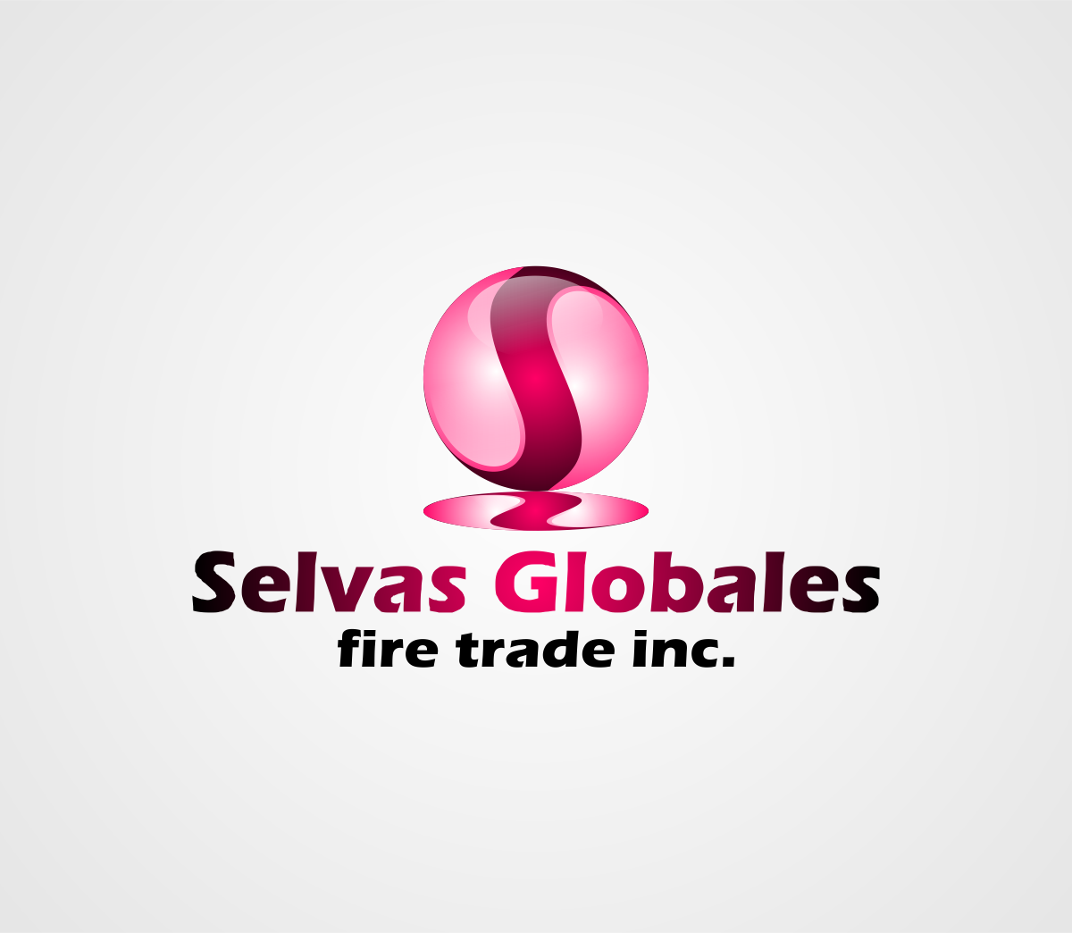 Logo Design by Agus Martoyo - Entry No. 77 in the Logo Design Contest Captivating Logo Design for Selvas Globales Fair Trade Inc..