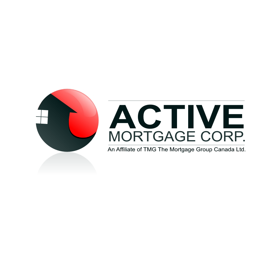 Logo Design by aspstudio - Entry No. 136 in the Logo Design Contest Active Mortgage Corp..
