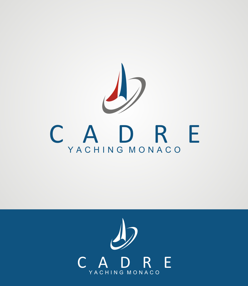 Logo Design by Dody Setiyawan - Entry No. 208 in the Logo Design Contest New Logo Design for Cadre Yachting Monaco.