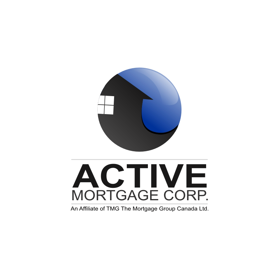 Logo Design by aspstudio - Entry No. 137 in the Logo Design Contest Active Mortgage Corp..