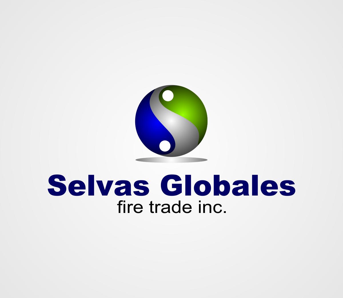 Logo Design by Agus Martoyo - Entry No. 83 in the Logo Design Contest Captivating Logo Design for Selvas Globales Fair Trade Inc..