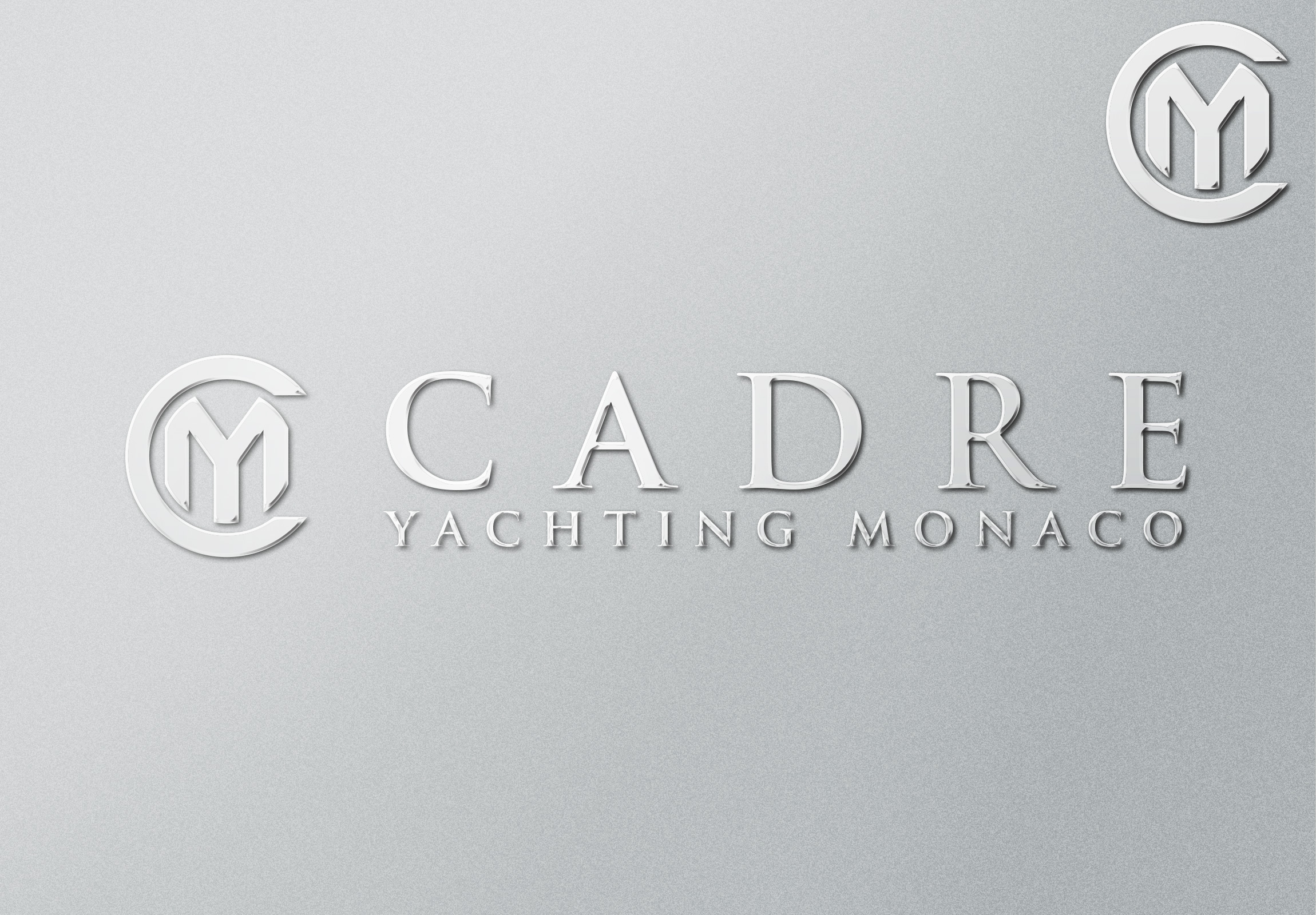 Logo Design by olii - Entry No. 212 in the Logo Design Contest New Logo Design for Cadre Yachting Monaco.