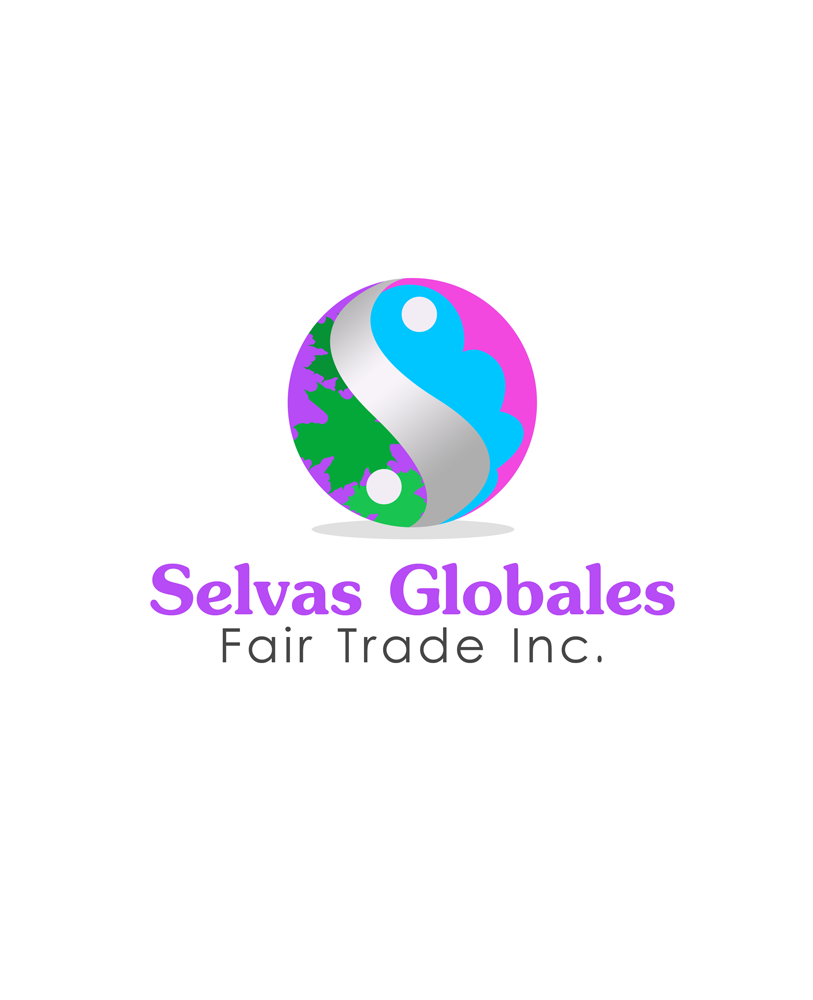 Logo Design by Private User - Entry No. 85 in the Logo Design Contest Captivating Logo Design for Selvas Globales Fair Trade Inc..
