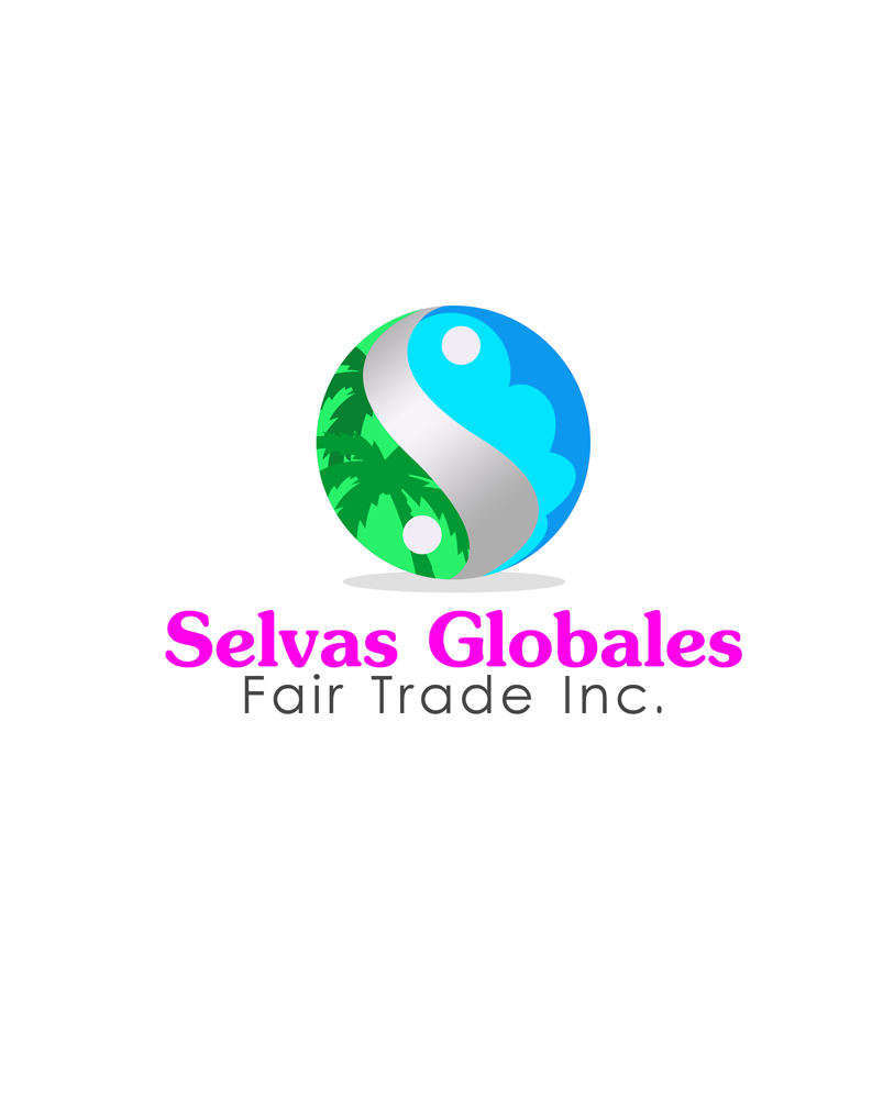 Logo Design by Private User - Entry No. 86 in the Logo Design Contest Captivating Logo Design for Selvas Globales Fair Trade Inc..