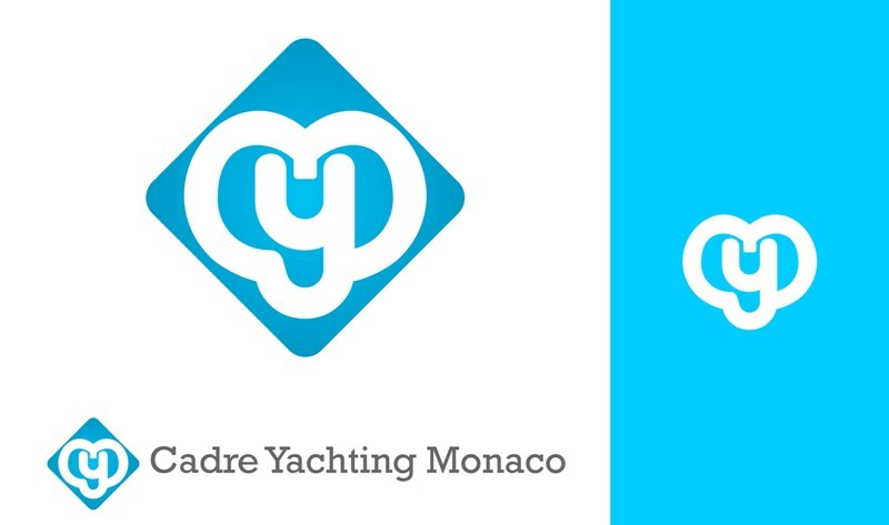 Logo Design by Crispin Jr Vasquez - Entry No. 213 in the Logo Design Contest New Logo Design for Cadre Yachting Monaco.