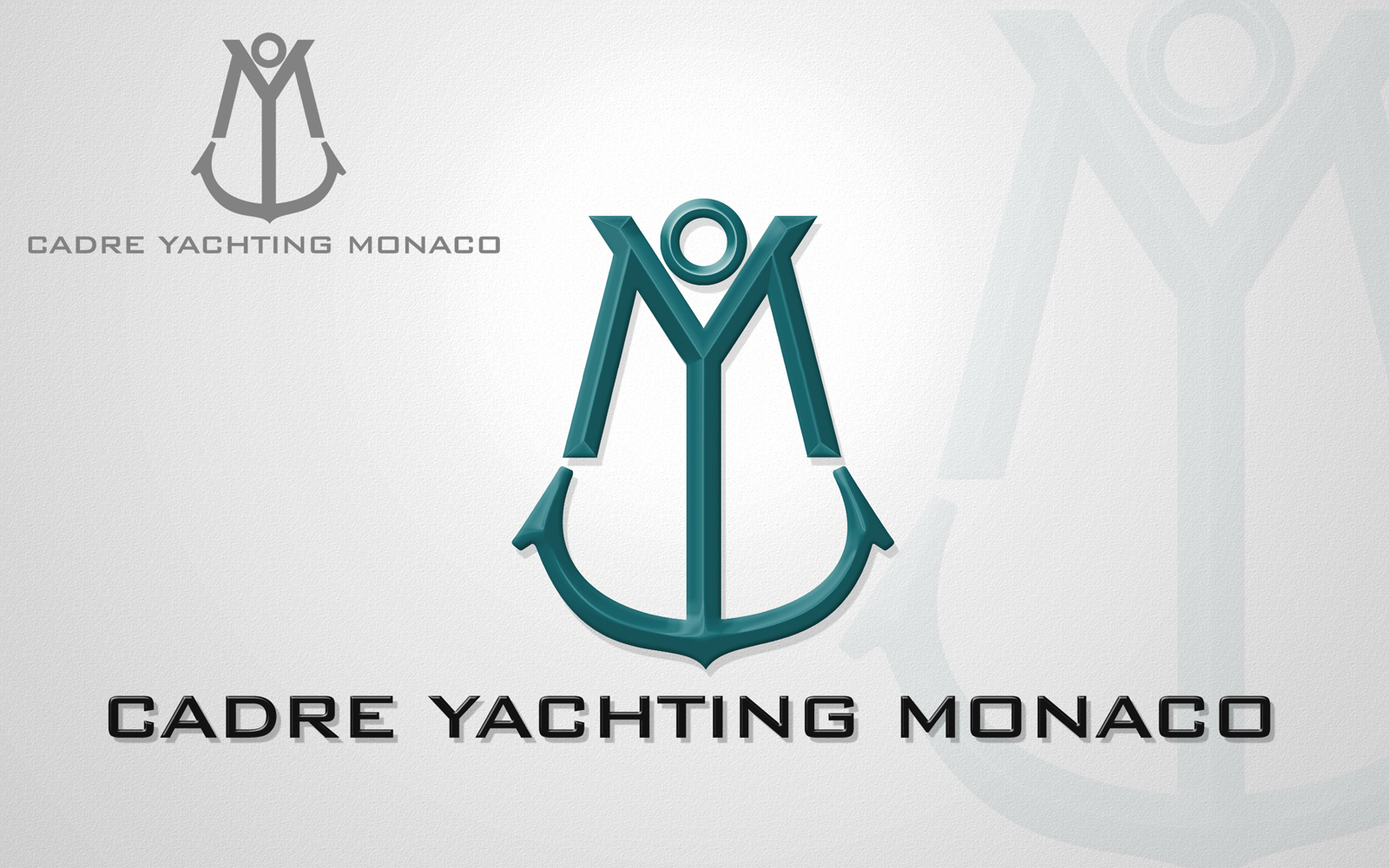 Logo Design by Private User - Entry No. 214 in the Logo Design Contest New Logo Design for Cadre Yachting Monaco.