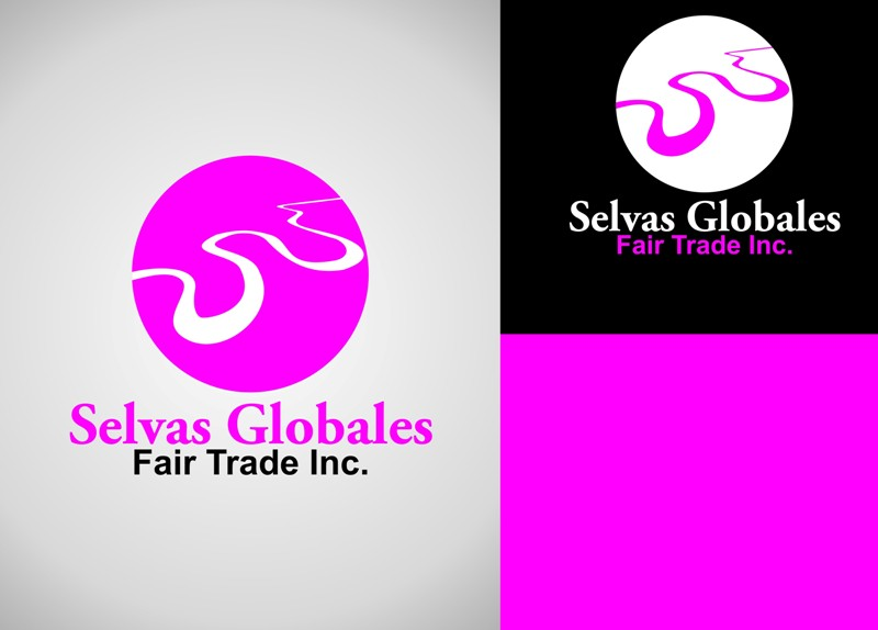 Logo Design by Crispin Jr Vasquez - Entry No. 94 in the Logo Design Contest Captivating Logo Design for Selvas Globales Fair Trade Inc..