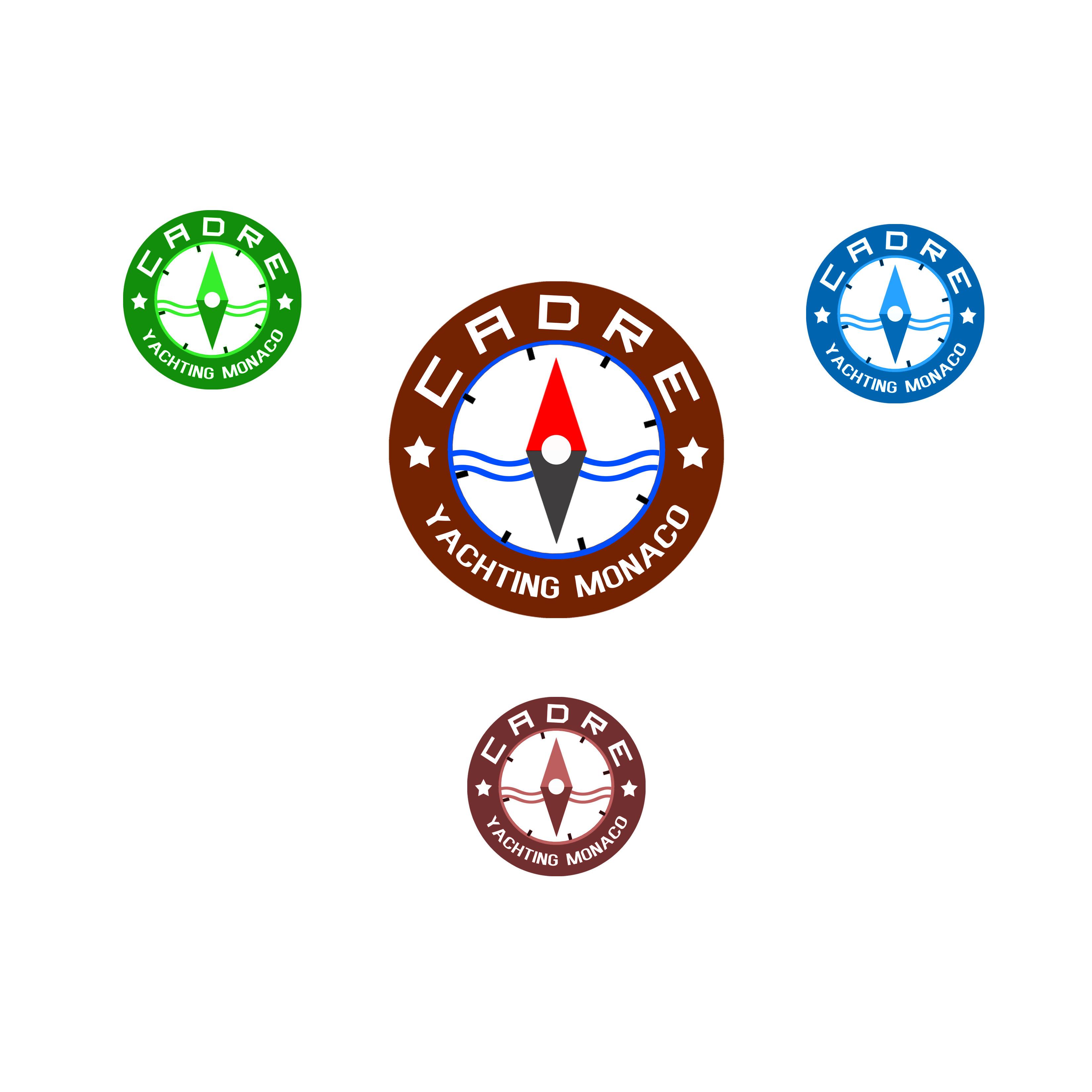Logo Design by Alan Esclamado - Entry No. 218 in the Logo Design Contest New Logo Design for Cadre Yachting Monaco.