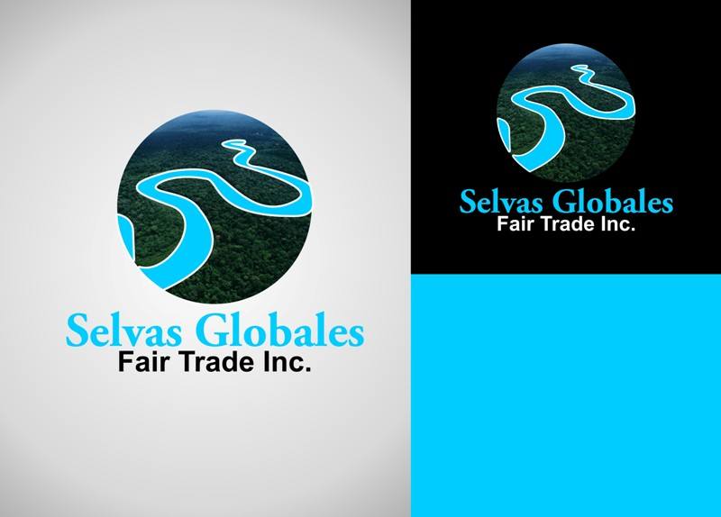 Logo Design by Crispin Jr Vasquez - Entry No. 97 in the Logo Design Contest Captivating Logo Design for Selvas Globales Fair Trade Inc..