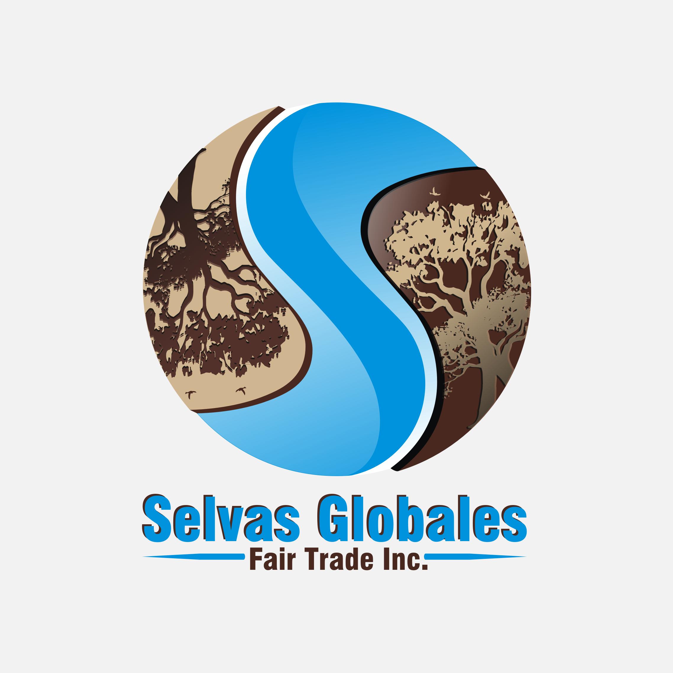 Logo Design by Private User - Entry No. 104 in the Logo Design Contest Captivating Logo Design for Selvas Globales Fair Trade Inc..