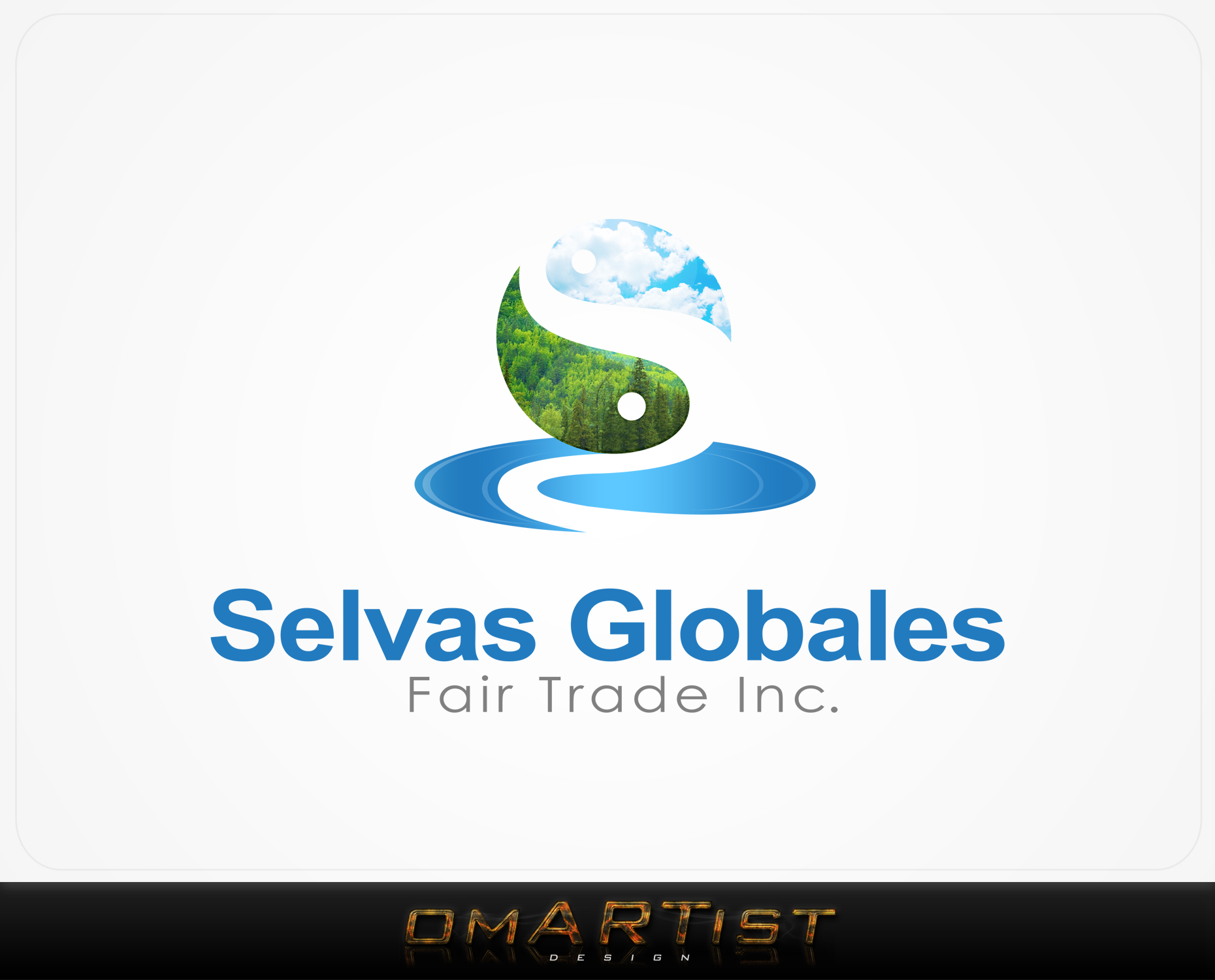 Logo Design by omARTist - Entry No. 109 in the Logo Design Contest Captivating Logo Design for Selvas Globales Fair Trade Inc..