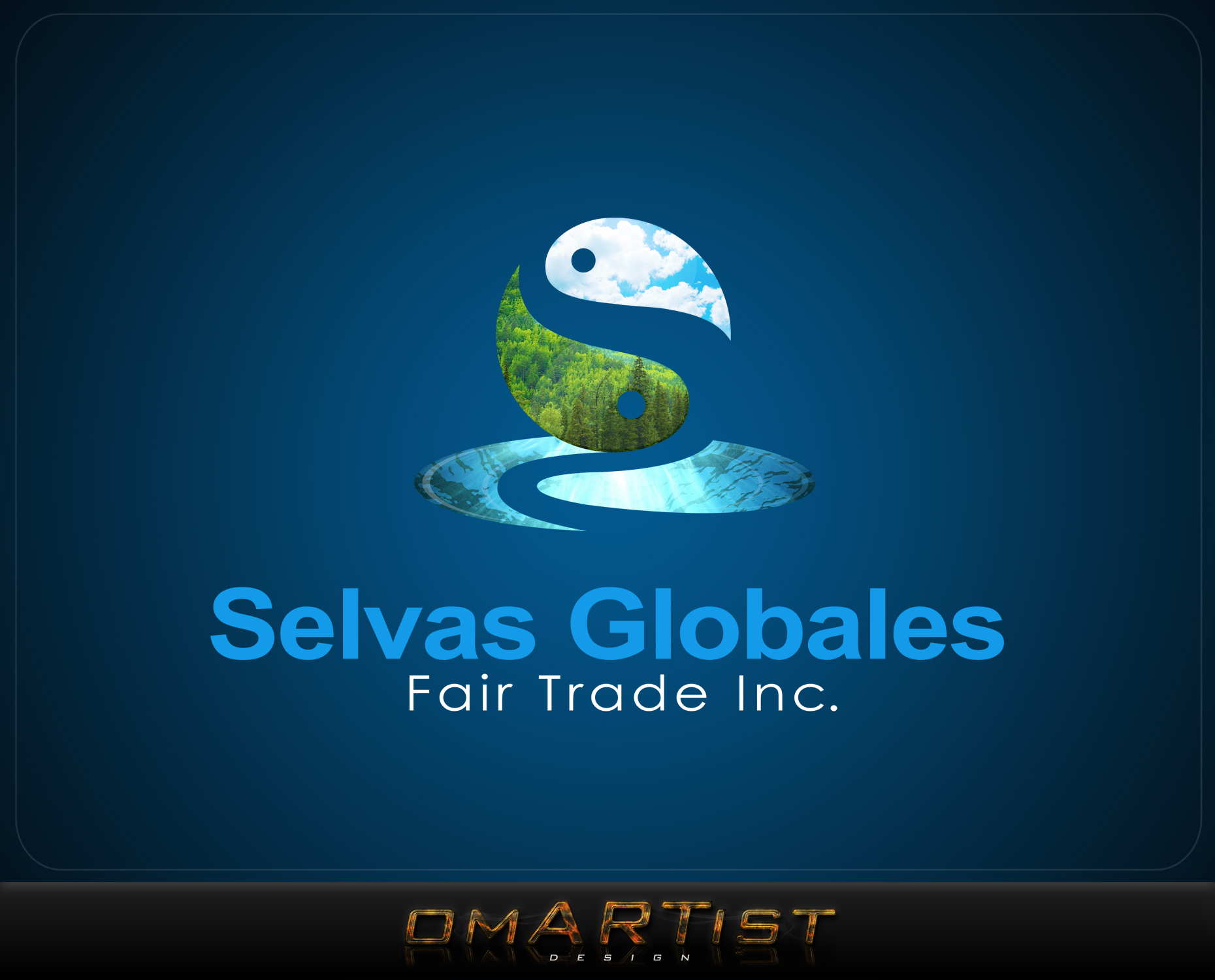 Logo Design by omARTist - Entry No. 110 in the Logo Design Contest Captivating Logo Design for Selvas Globales Fair Trade Inc..
