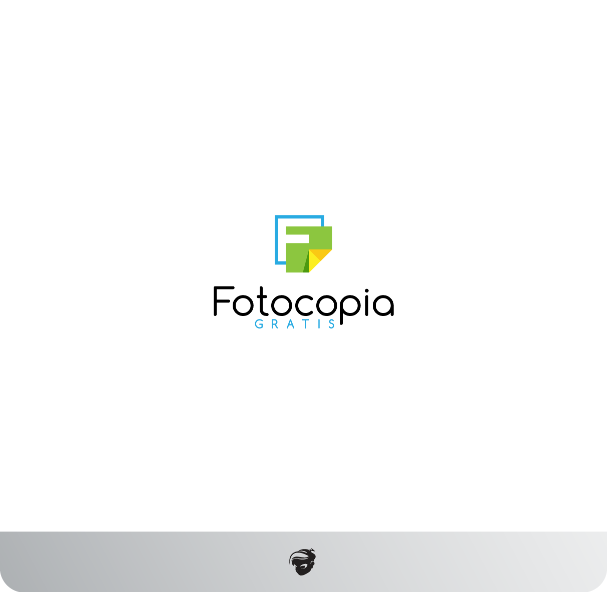Logo Design by zesthar - Entry No. 117 in the Logo Design Contest Inspiring Logo Design for Fotocopiagratis.